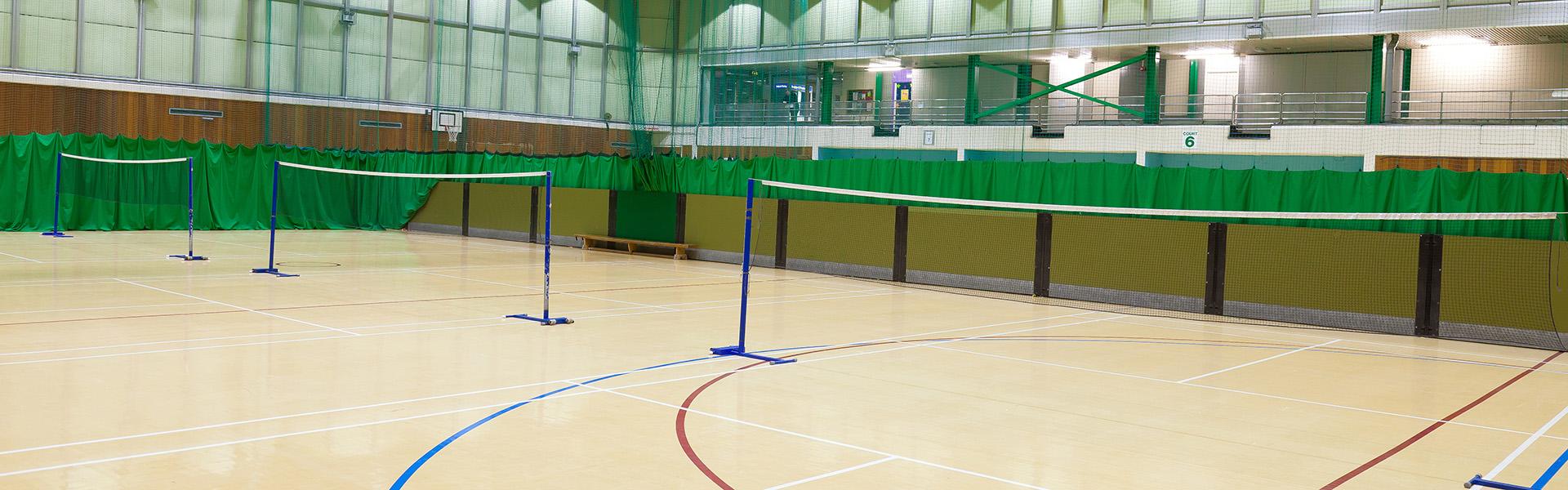 Wycombe Sports Hall