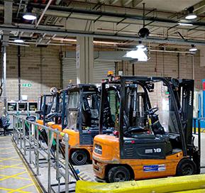 BA World Cargo Goodlight LED High Bays