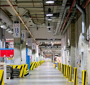Goodlight LED High Bays in BA World Cargo