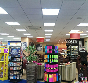 WH Smith Goodlight LED Panels