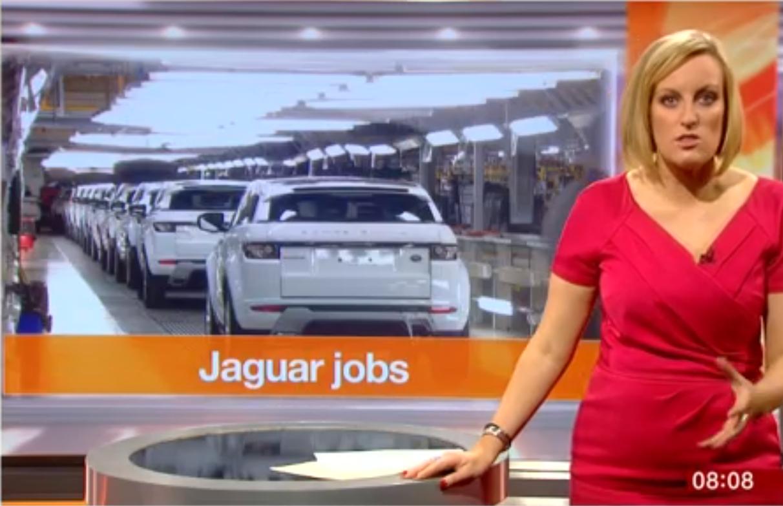 Jaguar Land Rover goes LED Archives - Goodlight
