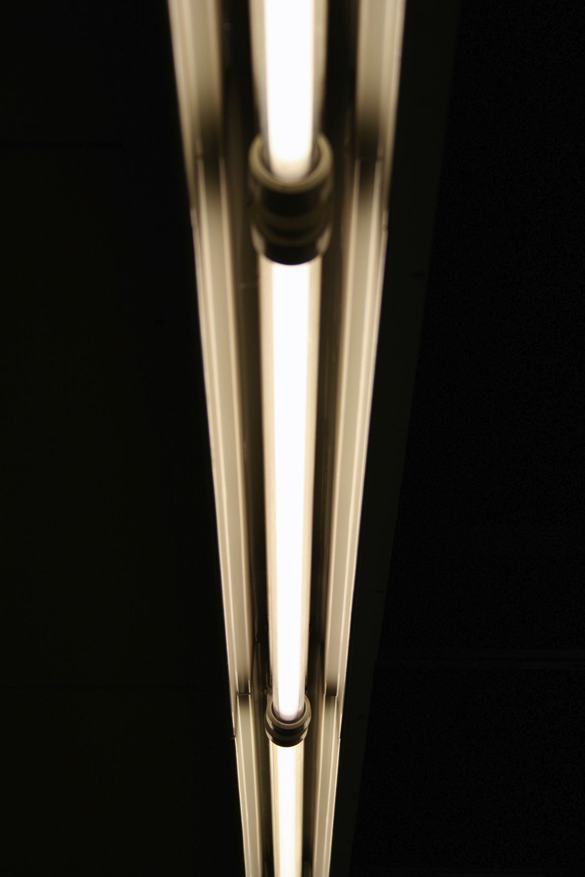 energy draining fluorescent tube lights