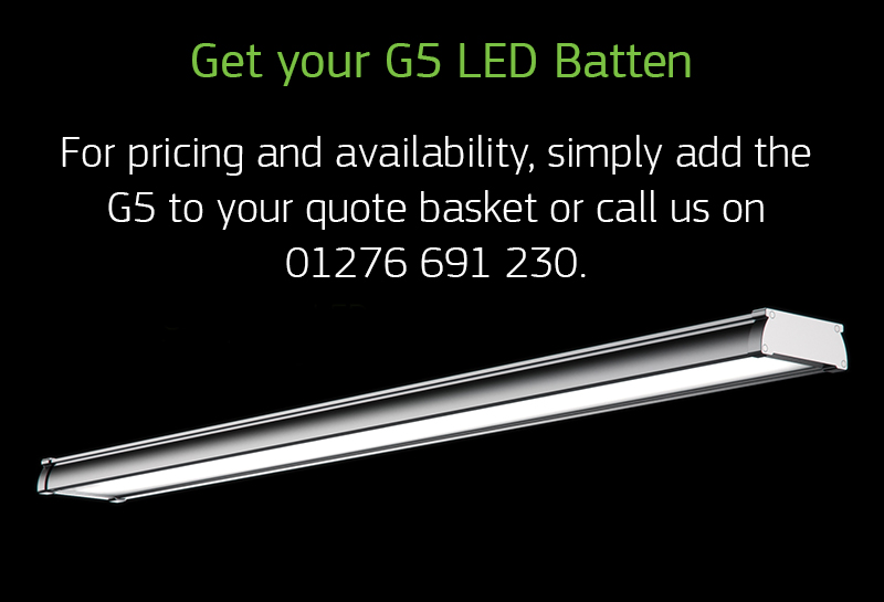 get your g5 goodlight led batten now