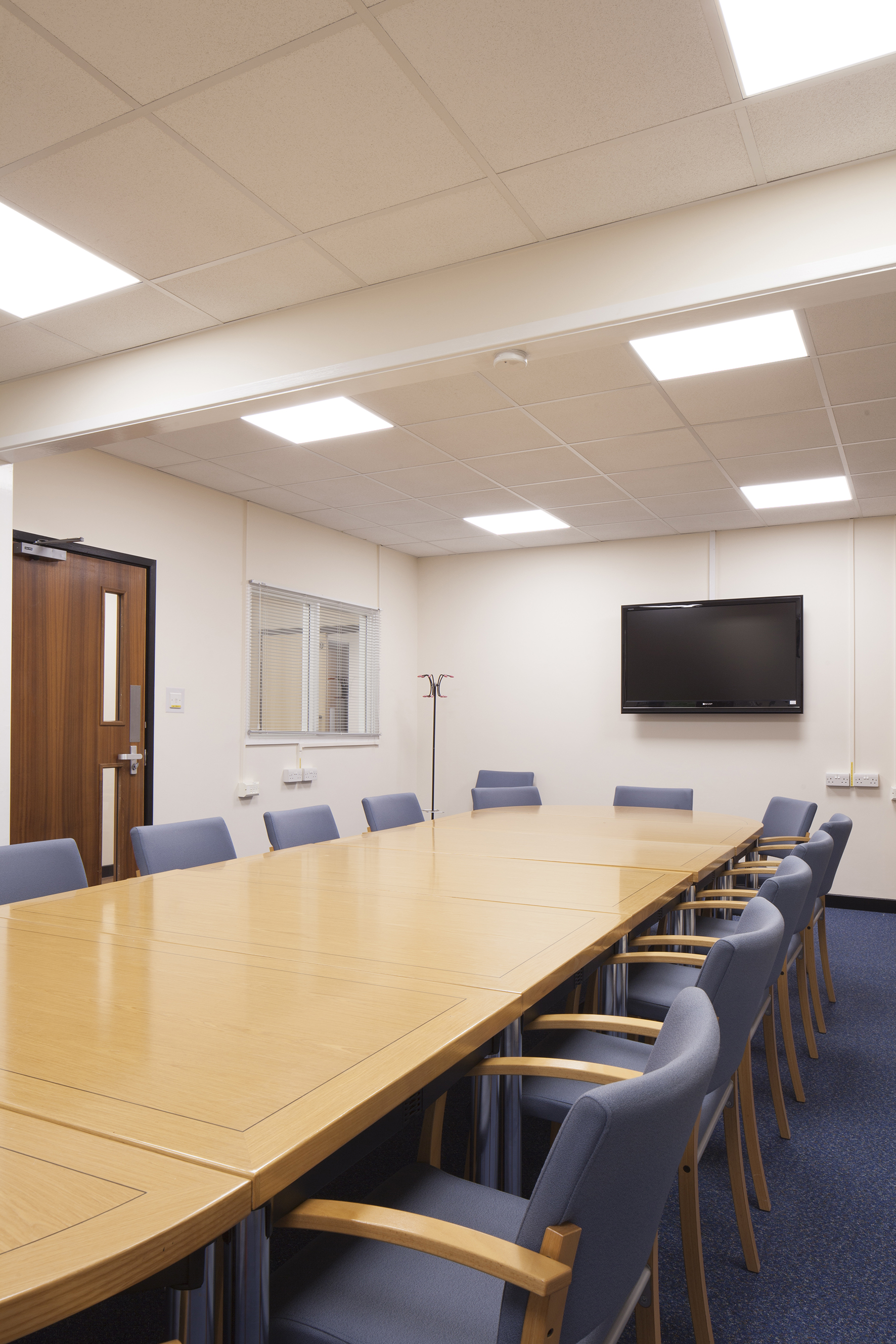 St Albans City And District Council Invest In Goodlight Led Panels To Transform Office