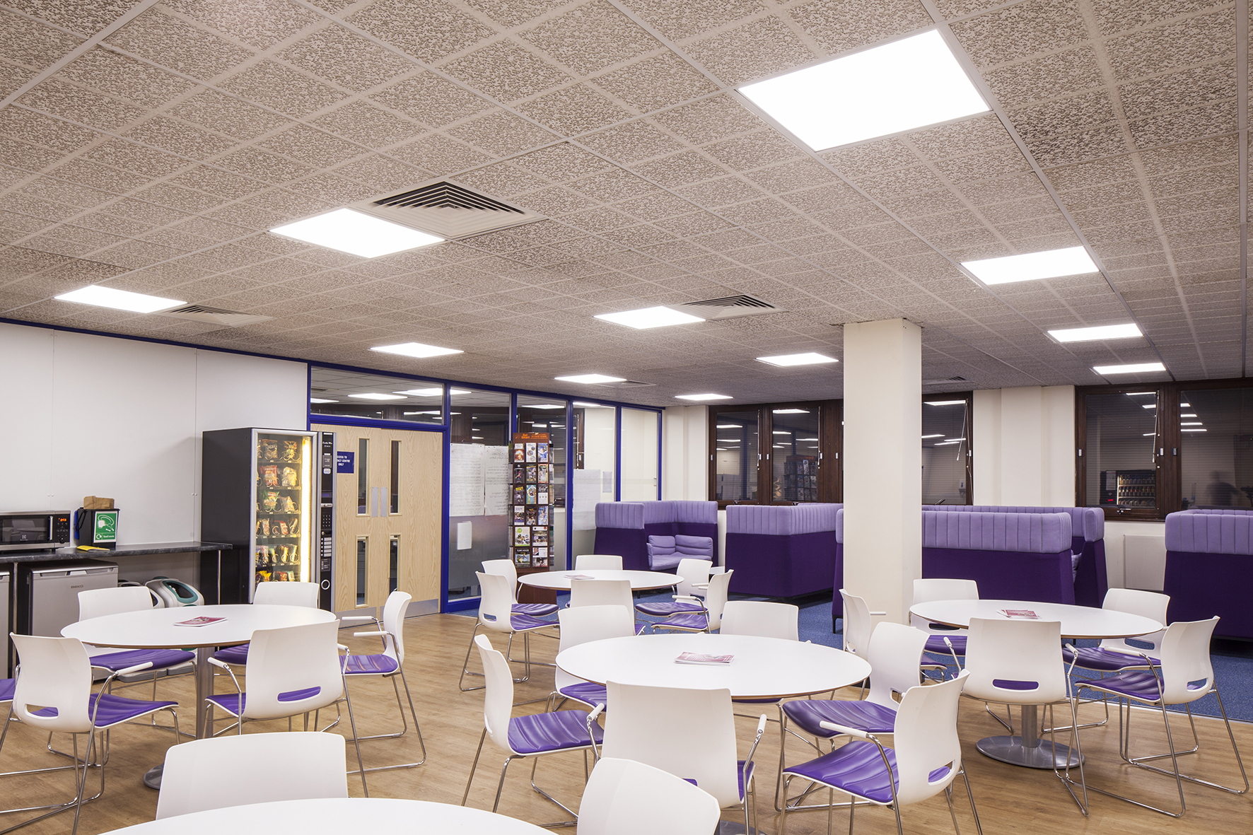 Replace Light Switch >> St Albans City and District Council invest in Goodlight LED panels to transform office lighting ...
