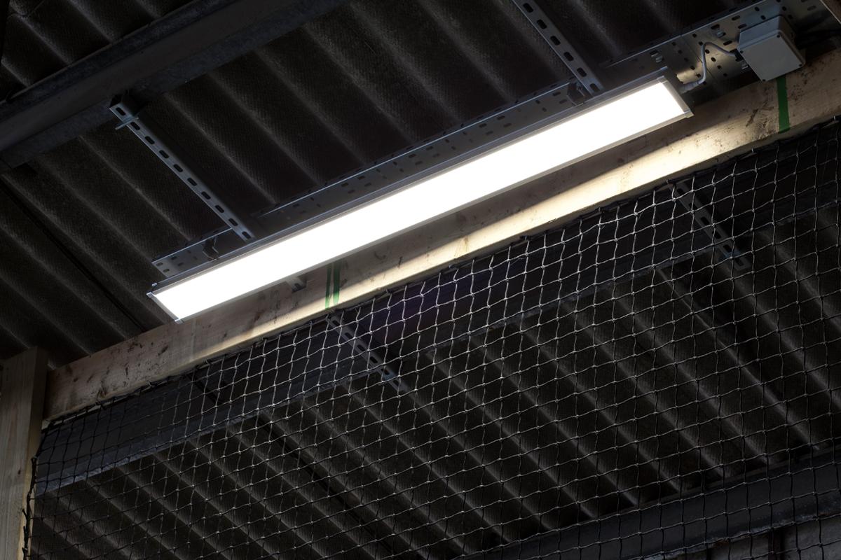 100 Best Corridors Stairs Lighting Images By John: G5 LED Batten Luminaire SMART Sensor (IP65) Twin Tube