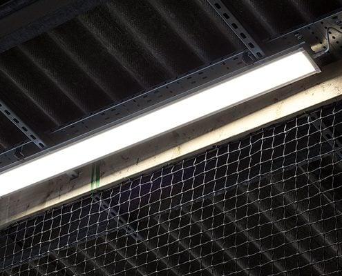 G5 Led Batten Linear Luminaire Ip65 Replaces Fluorescent