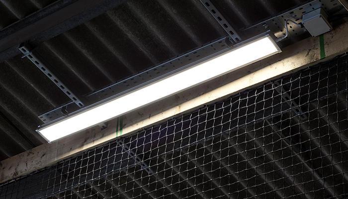 G5 Led Batten Linear Luminaire Ip65 Replaces Fluorescent