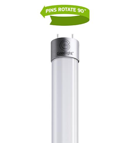 Retrofit 6T8 LED Tubes - 6ft length  Replaces fluorescent