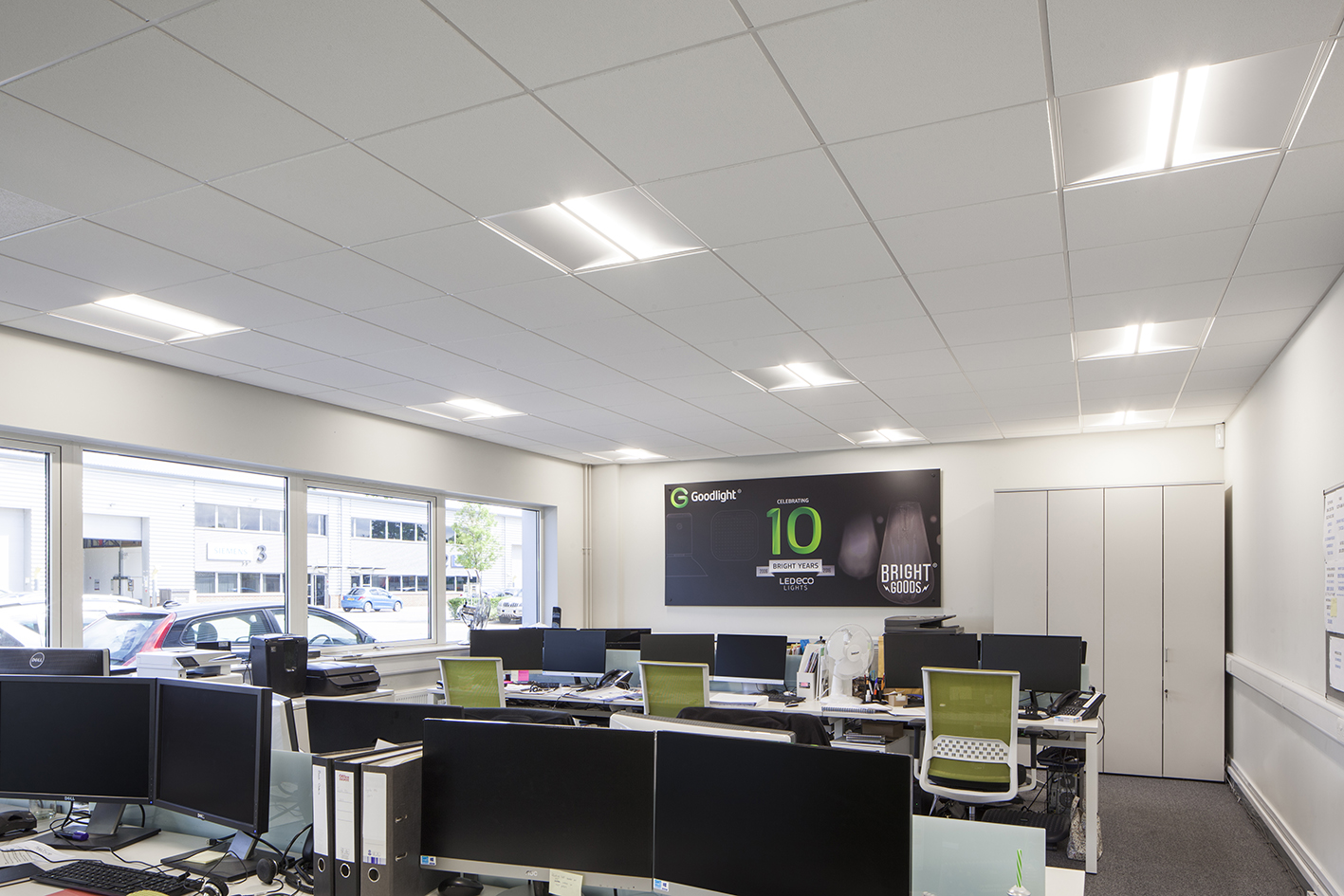 commercial led lighting solutions uk manufacturer 5 year guarantee