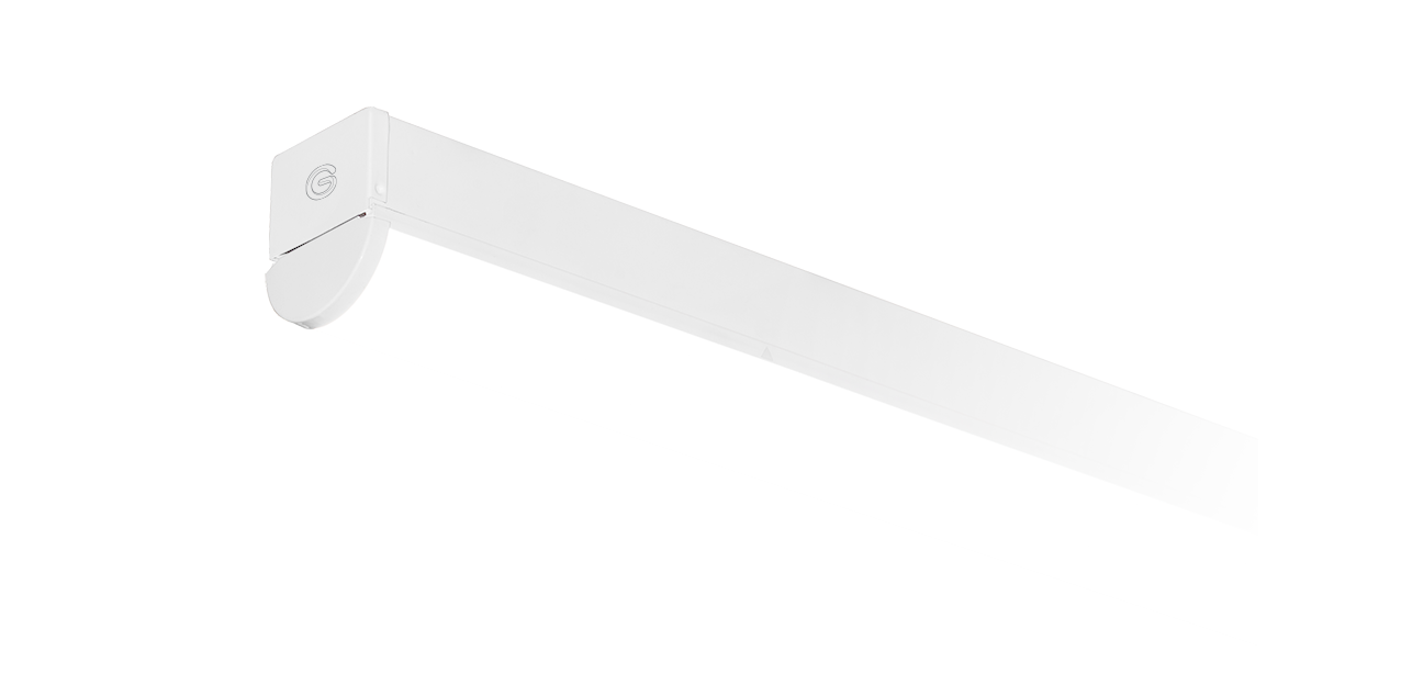 Led Batten Pack Replaces Fluorescent Battens Tubes Wiring Two Lights To One Switch Uk Tube
