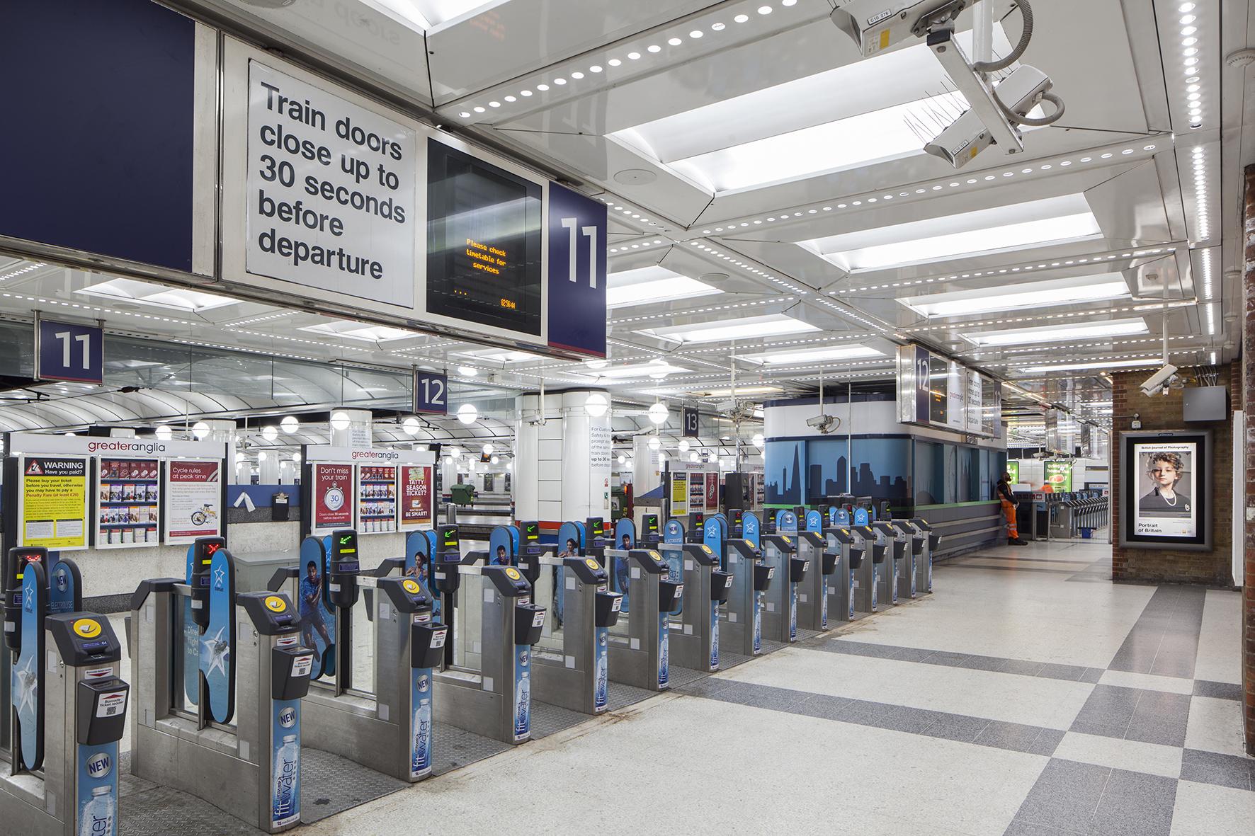 Liverpool Street Station Installs Goodlight Led Lighting