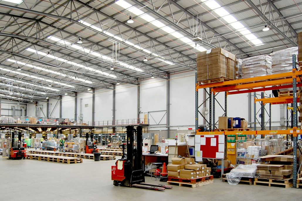 Warehouse Led Lighting Solutions Interior Amp Exterior Led