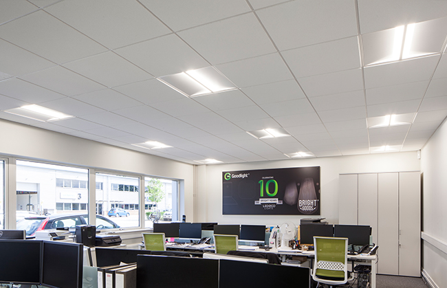 Architectural LED Panels Are The Design Driven Choice For Premium Office  Spaces