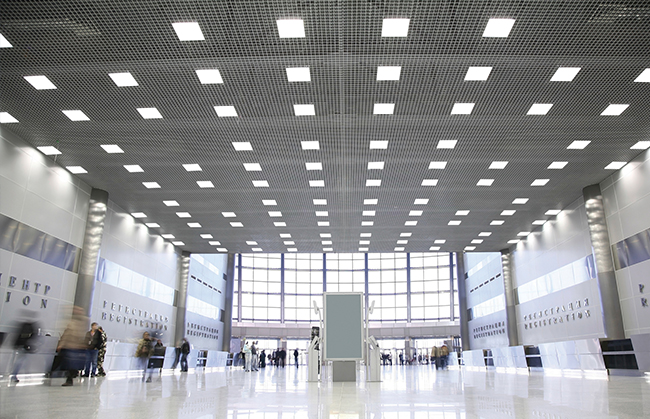 Energy efficient led lighting for offices the working environment now is the time for retrofitting leds aloadofball Image collections