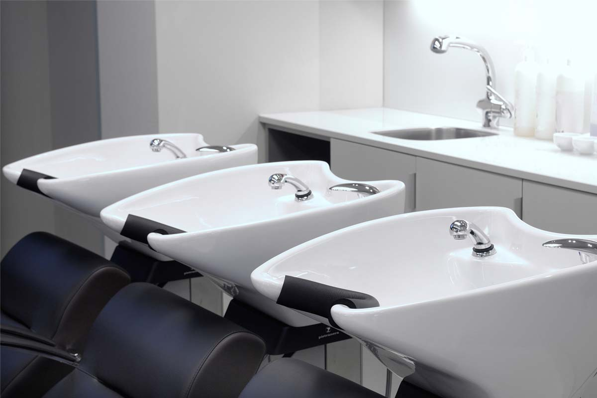 Beautiful Led Lighting For Hair Nail And Beauty Salons