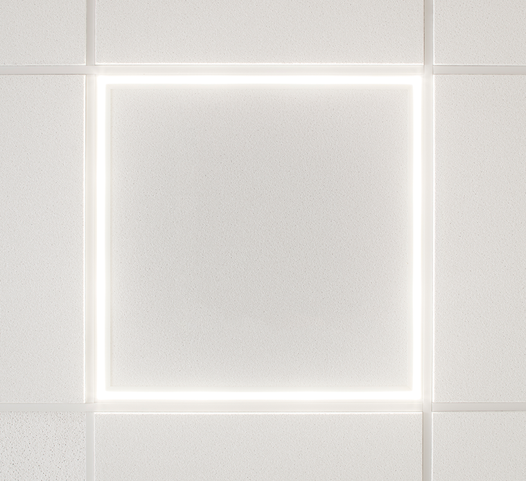 Recessed Amp Surface Mounted Led Ceiling Panel Lights