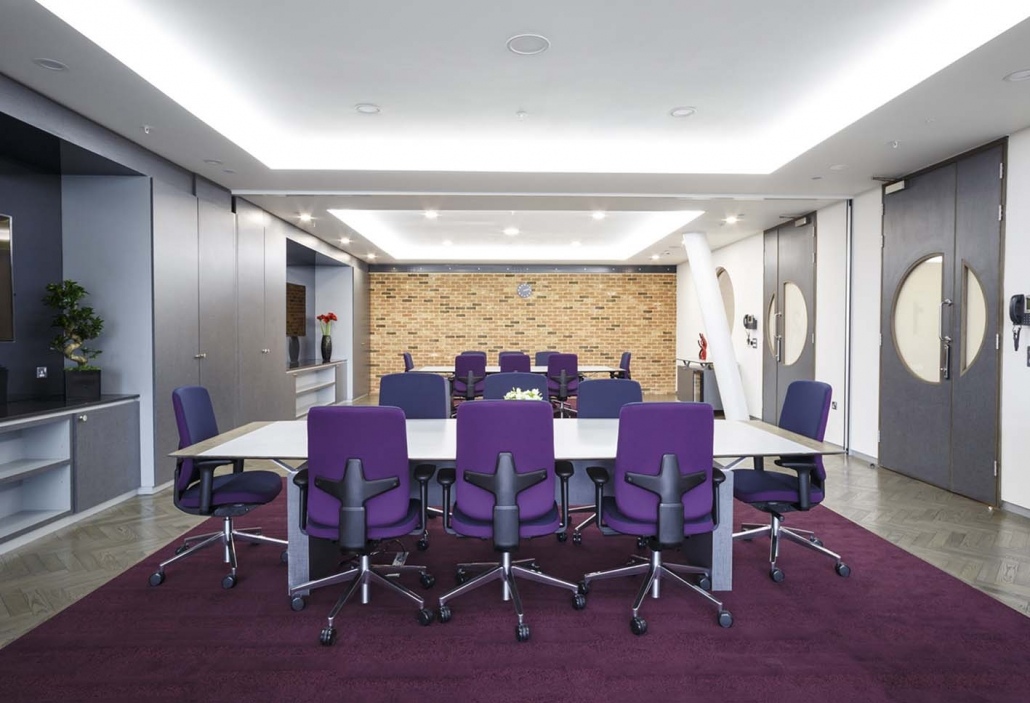 Rooms: LED Lighting For Boardrooms, Meeting Rooms & Conference