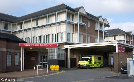 The NHS Oldham hospital transformed with LED lighting