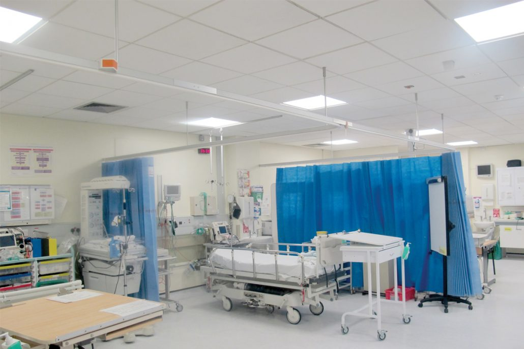 The Royal Surrey County Hospital were looking for a reliable retrofit tube lighting solution